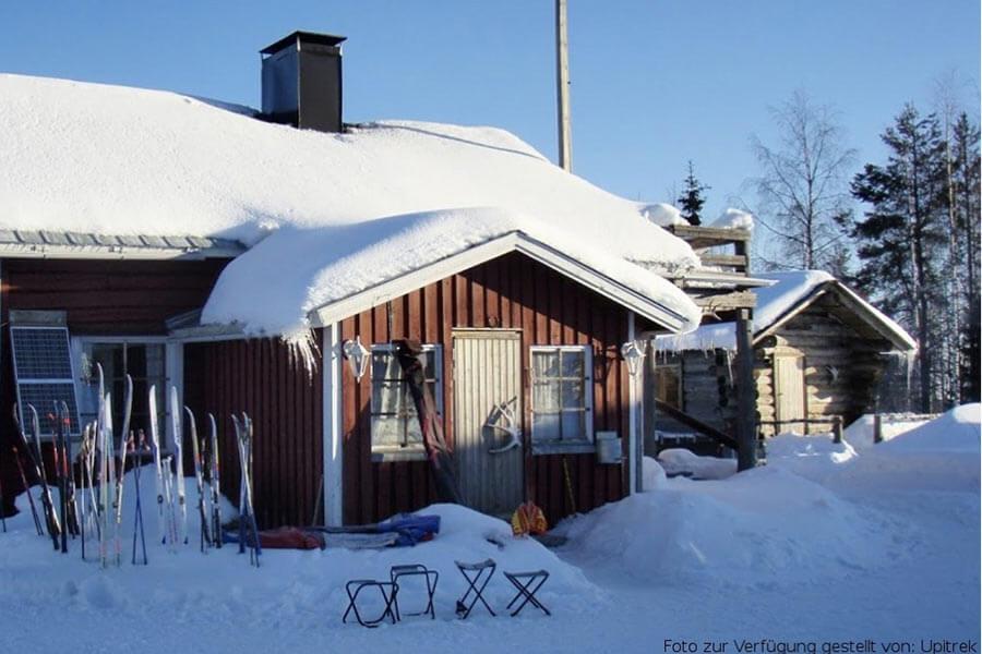 finnland skiwanderung auf loipen nordlicht aktivreisen kanu tour wasserwandern und. Black Bedroom Furniture Sets. Home Design Ideas